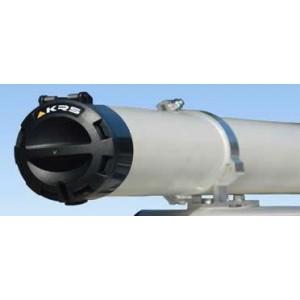 Bazooka Lockable End Cap